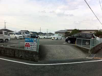 【駐車場】金剛No.1モータープール