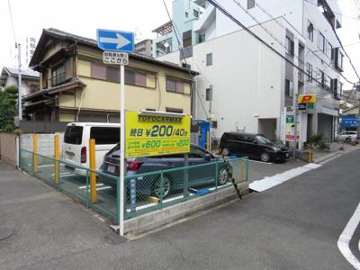 【駐車場】シェリール茨木Ⅱ