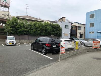 【外観】石橋モータープール
