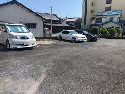 【外観】古澤モータープール北側