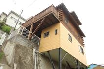 西竹之丸戸建スウェーデン式ログハウスの画像