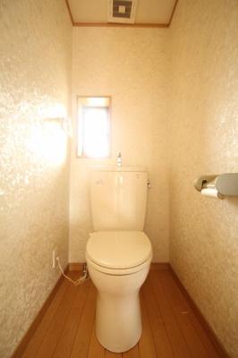 ゲストルーム トイレ