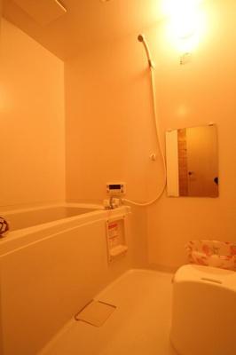 【浴室】西竹之丸戸建スウェーデン式ログハウス