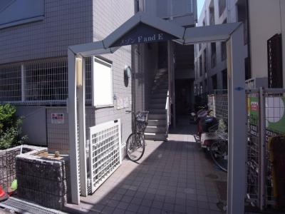 【エントランス】メゾンF&E