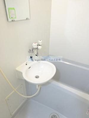 【浴室】レオパレスMio