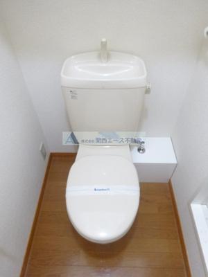 【トイレ】レオパレスMio