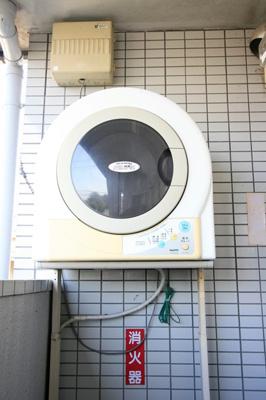 共用の乾燥機