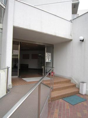 【エントランス】高野川ハイツ
