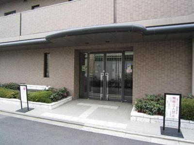 【エントランス】聖護院パークホームズ