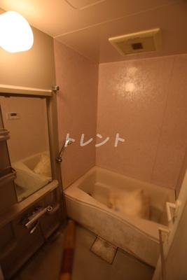 【浴室】レジディア文京湯島