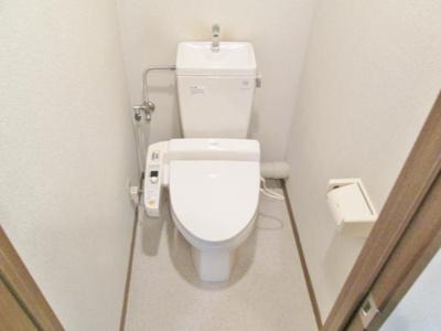 【トイレ】新栄プロパティー羽曳が丘