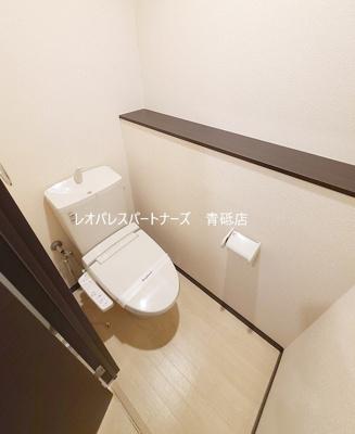 【トイレ】ツリーサイド