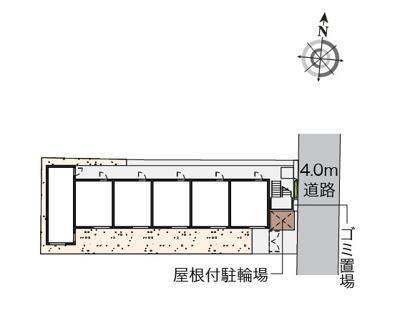 【区画図】ツリーサイド