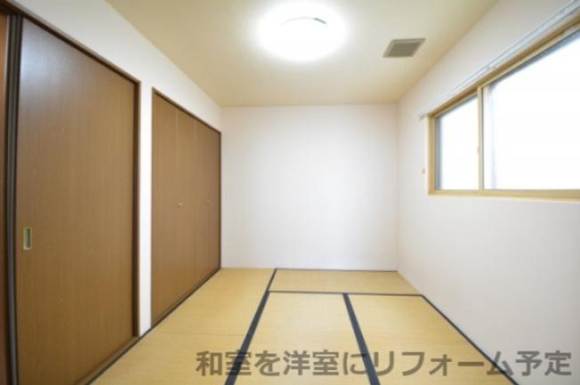 【寝室】シティパレスフォンテーヌ