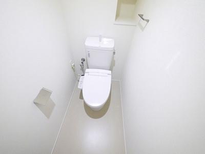 【トイレ】K-TERRACE学研奈良登美ヶ丘 北