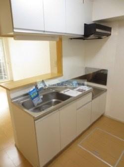 【キッチン】カーサ・フェリチェⅡ