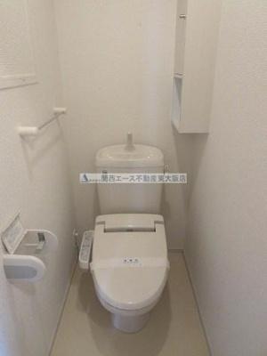 【トイレ】カーサ・フェリチェⅡ