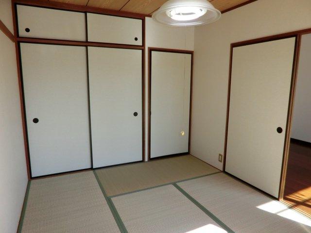 【和室】シャンブルド昭島
