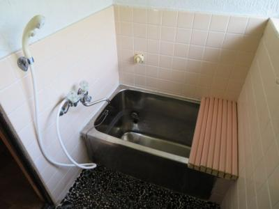 【浴室】玉巻中古住宅大林邸
