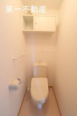 【トイレ】ブライト・ヴィラ