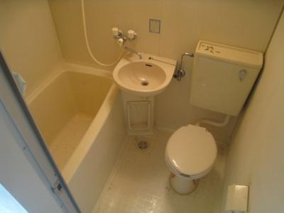 【浴室】三浦ビル
