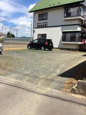 【駐車場】ハッピーハウスSASAKI