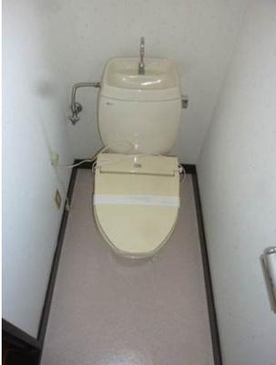【トイレ】ハッピーハウスSASAKI