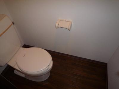 【トイレ】プレジィール大日