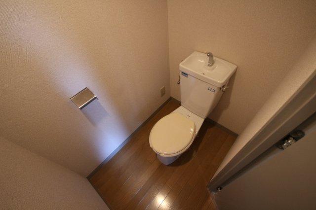 【トイレ】六甲ヒルコート