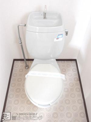 【トイレ】サンライフダックA