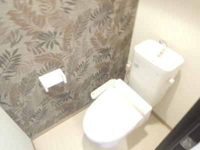 【トイレ】フジパレスシャルム長吉