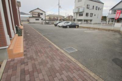 【駐車場】ウィルヴェスティージ 壱番館