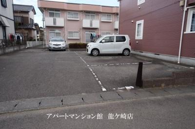 【駐車場】ボヌール・オアシス