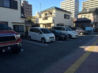 【外観】駅南パーキング