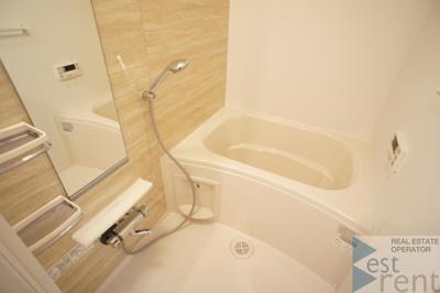 【浴室】ラヴィータ西梅田