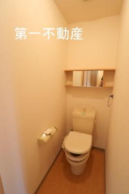 【トイレ】M&玲