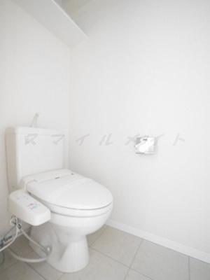 【トイレ】ヴィータローザ横浜吉野町~仲介手数料無料キャンペーン~