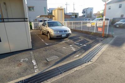 【駐車場】シャトレー三島