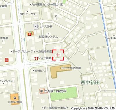 【地図】セジュールK1