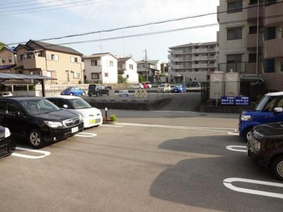 【駐車場】シャルムYokoyama