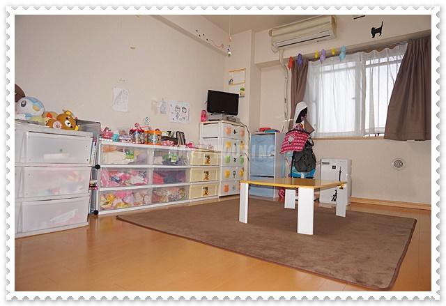 個人の部屋や寝室として使える洋室です!