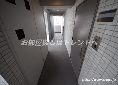 【その他共用部分】プレールドゥーク早稲田Ⅲ