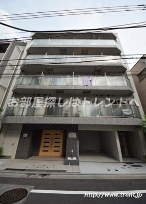 【外観】プレールドゥーク早稲田Ⅲ