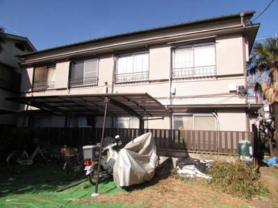【外観】サニネス阿佐ヶ谷B