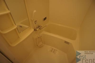 【浴室】ラフィーネ天神