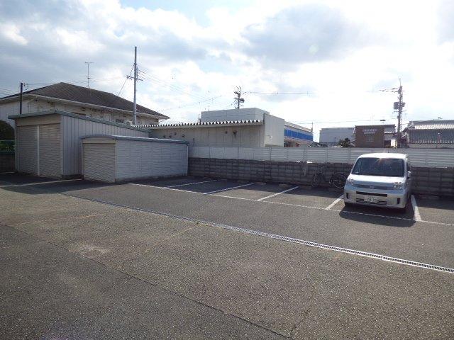 【駐車場】第一東雲マンション