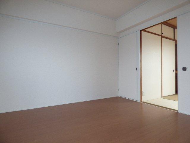 【寝室】第一東雲マンション