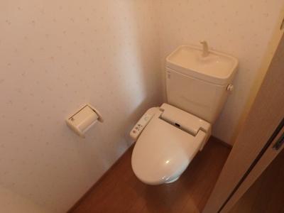 【トイレ】コピアルーチェ