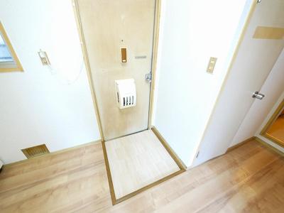【玄関】パナハイツ大宮
