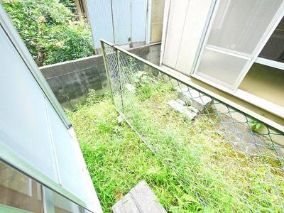 【庭】パナハイツ大宮